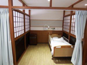 【(従来型)プライバシー改修後居室】