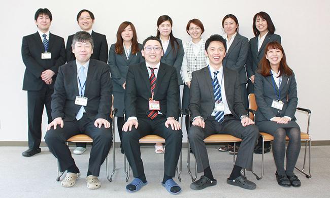 札幌市中央区第2地域包括支援センター職員