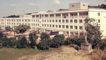 札幌養老院付属病院新築工事完成