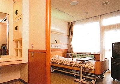 一人部屋(8室)