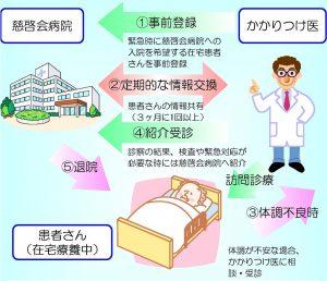在宅療養後方支援病院図1