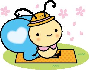 かよるん15_春(お花見)